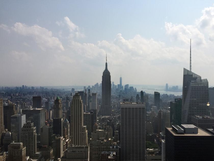 Nova York, em 2015