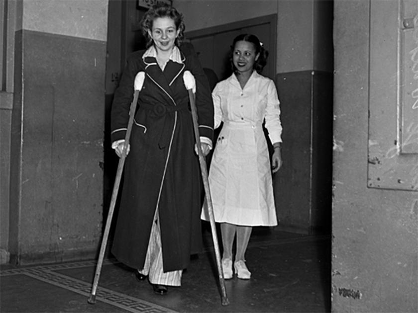 Betty Lou Oliver sobreviveu a dois acidentes graves no mesmo dia