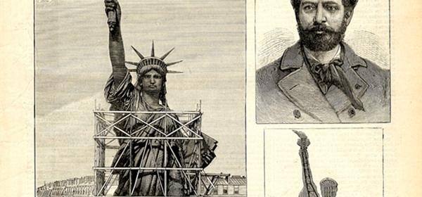 Capa do Frank Leslie's Illustrated Newspaper de 1885
