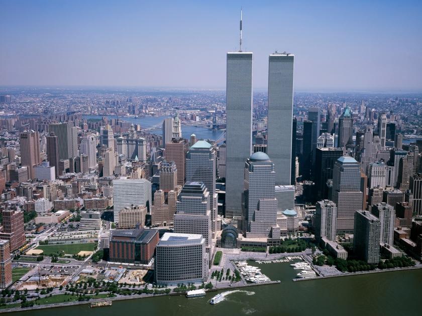 Torres Gêmeas, após 1997