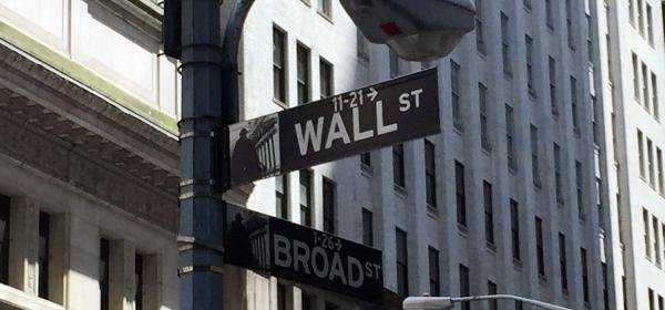 Wall Street, em 2012