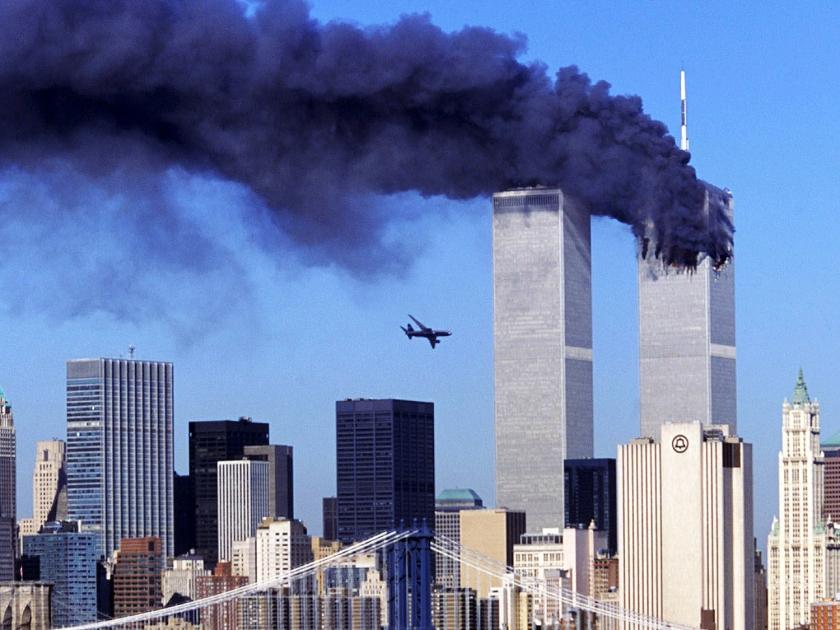 World Trade Center, em 11 de setembro de 2001