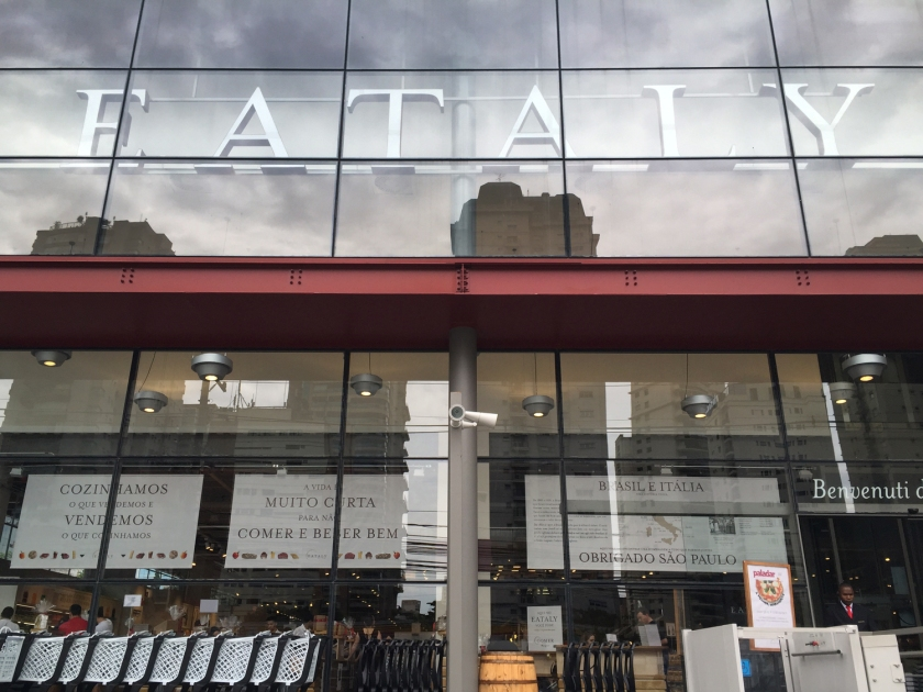 Eataly de São Paulo