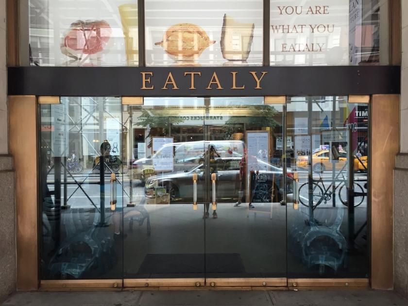 Eataly de Nova York