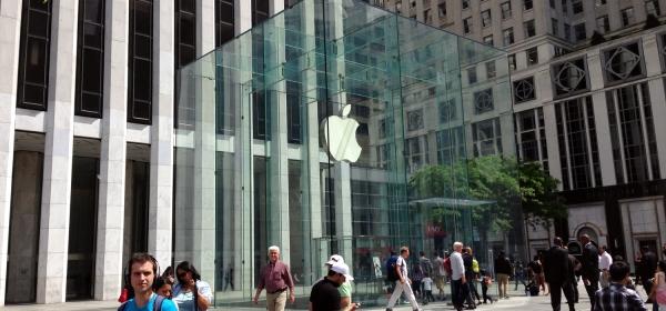 Apple Store da 5th Avenue