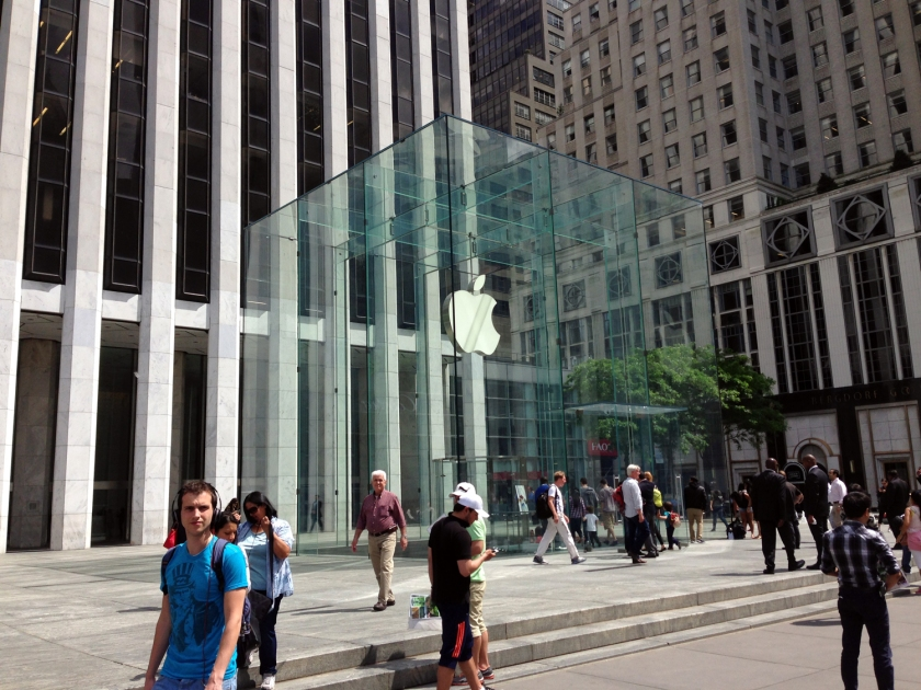Apple Store da 5th Avenue