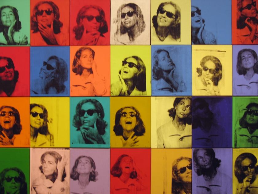 Obra de Andy Warhol