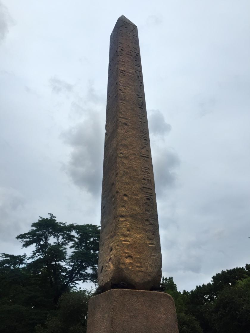 Cleopatra's Needle Obelisk