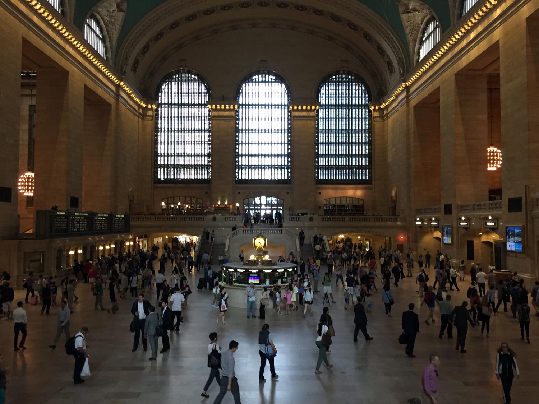 Main Concourse do Grand Central Terminal