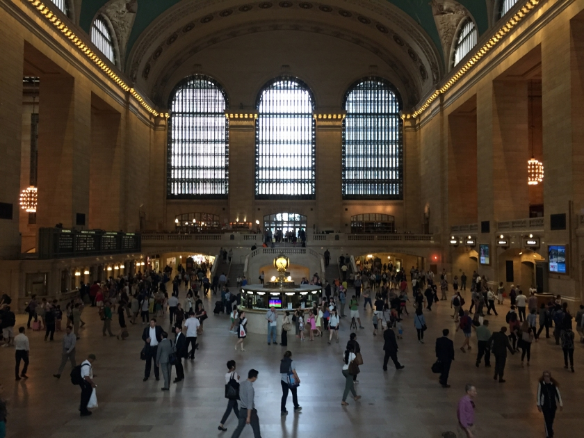 Main Concourse do Grand Central Terminal