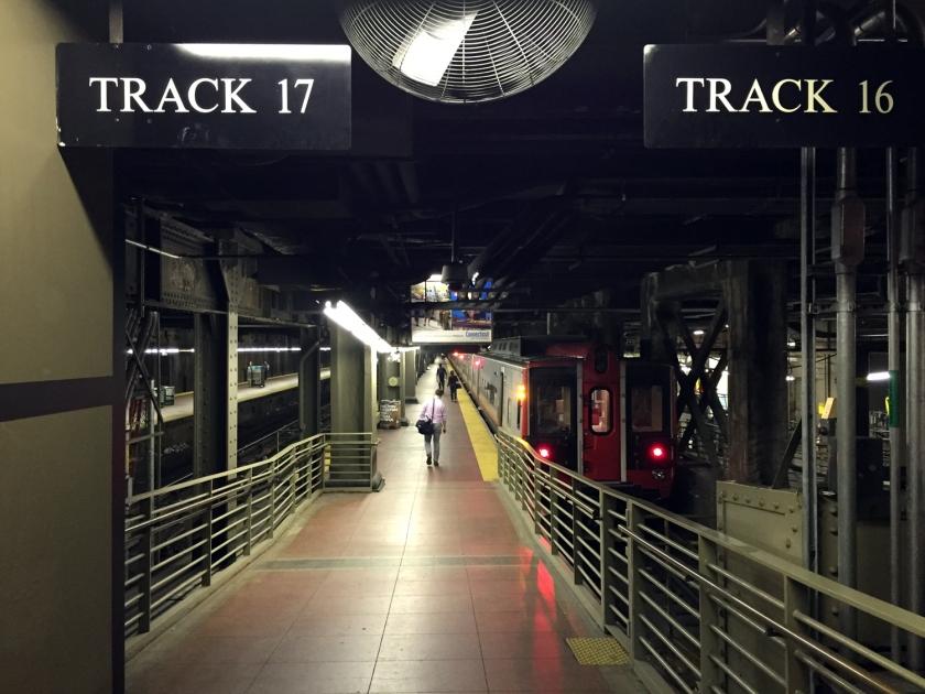 Plataformas do Grand Central Terminal