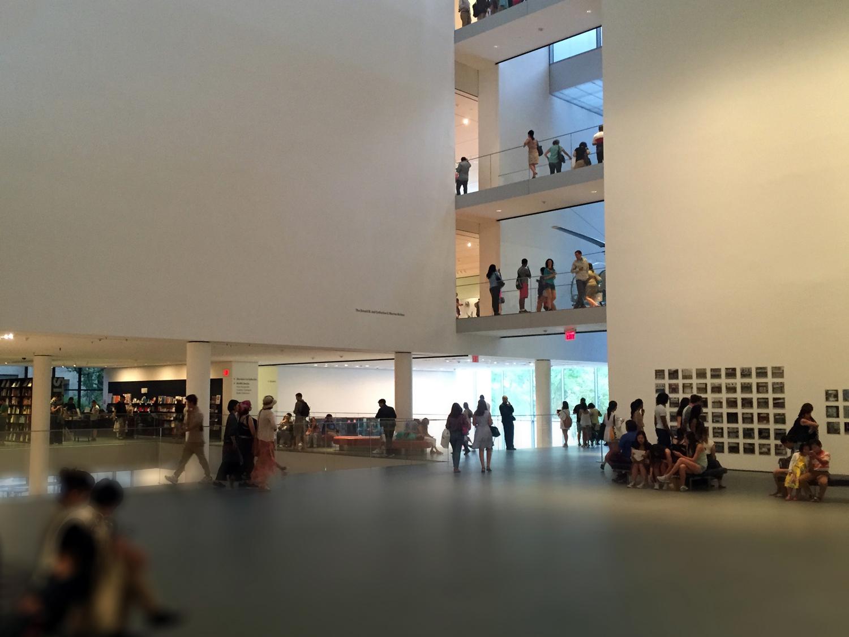 Museum of Modern Art, MoMA