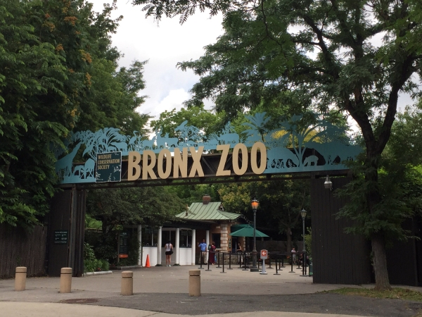 Asia Gate do Bronx Zoo