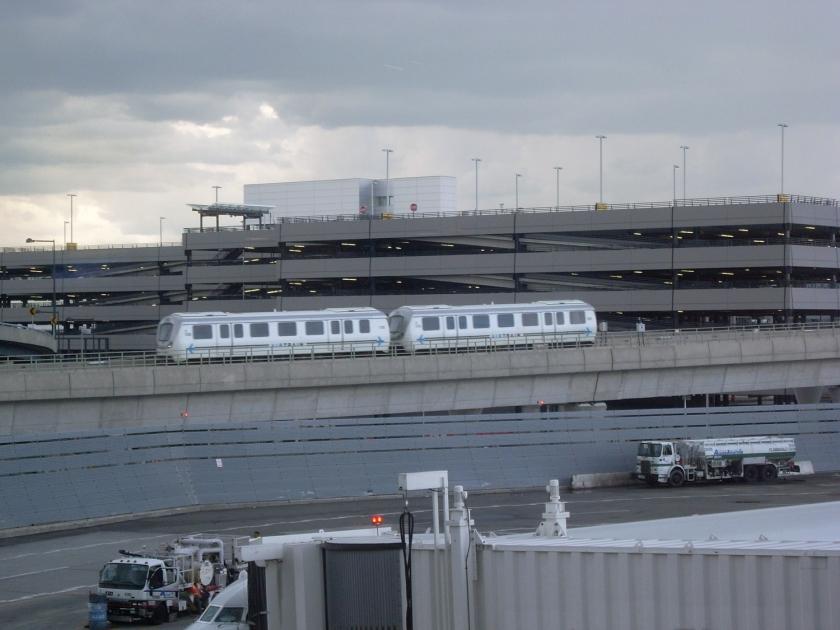 AirTrain, no JFK | Foto: Simeon87