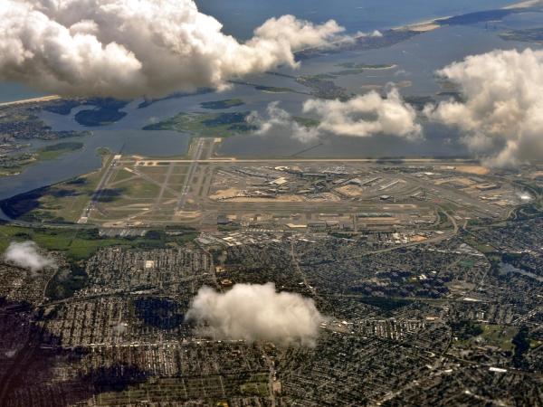 John F. Kennedy International Airport | Foto: Joe Mabel