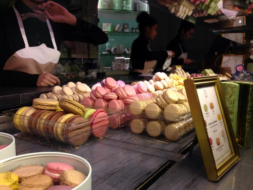 Macarons da Ladurée