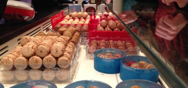 Macarons da Pierre Hermé