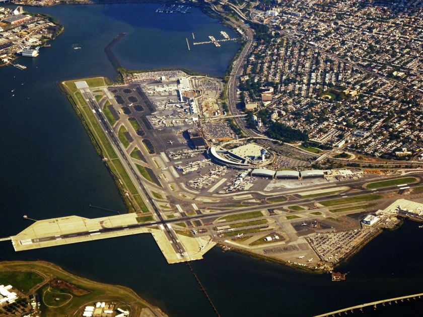 LaGuardia Airport | Foto: Patrick Handrigan