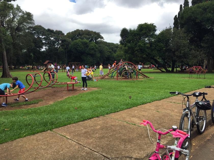 Playground do parque