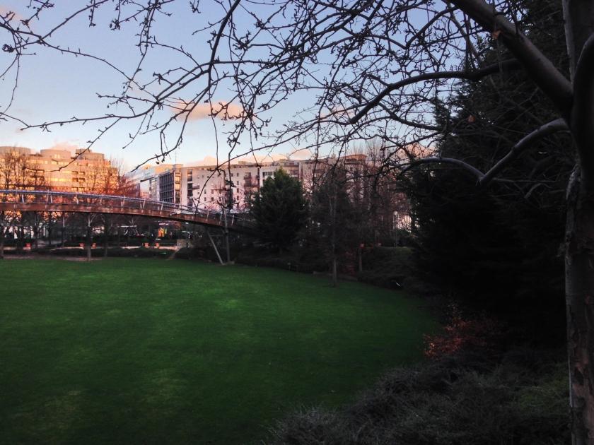 Jardin de Reuilly-Paul Pernin