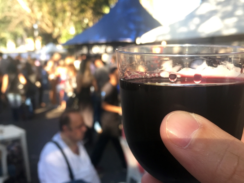Belo Horizonte, Festa Francesa vinho