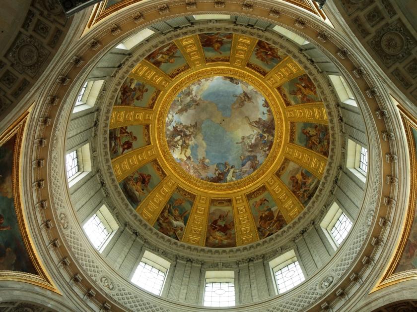 Dôme des Invalides | Foto: Lesupermat