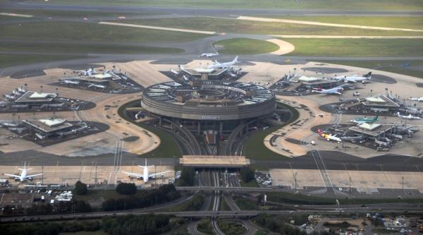 Terminal 1 do Aeroporto Paris-Charles de Gaulle