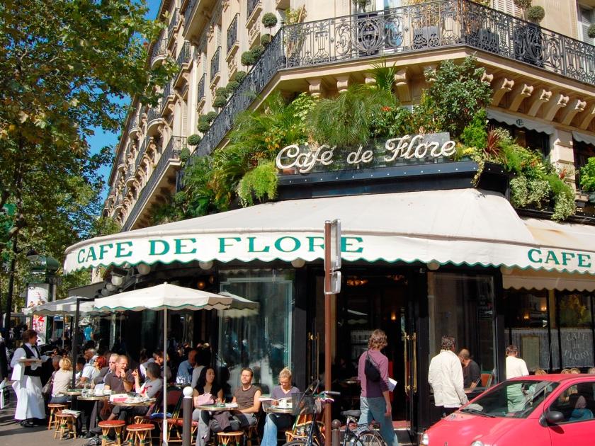 Café de Flore | Foto: Alex Emanuel