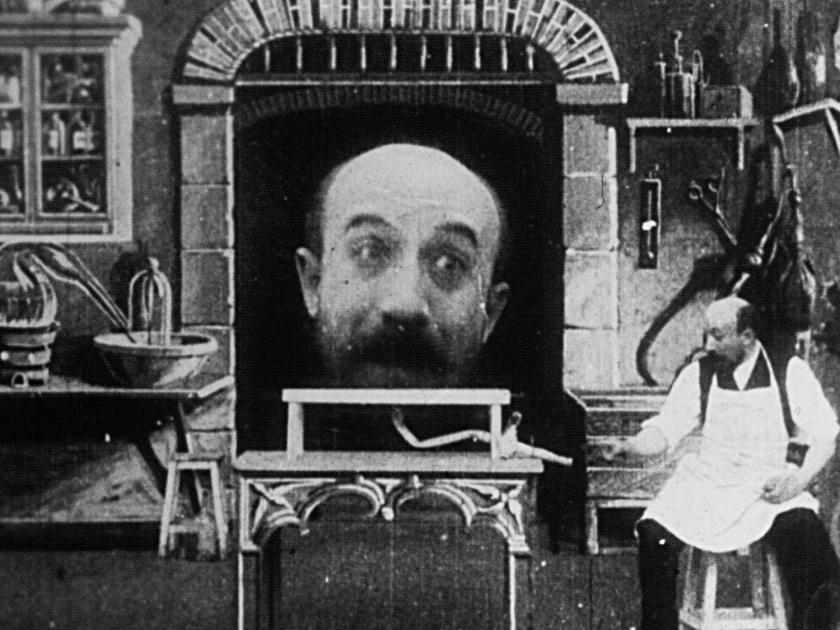 Ilusionismo e truques de mágica no cinema