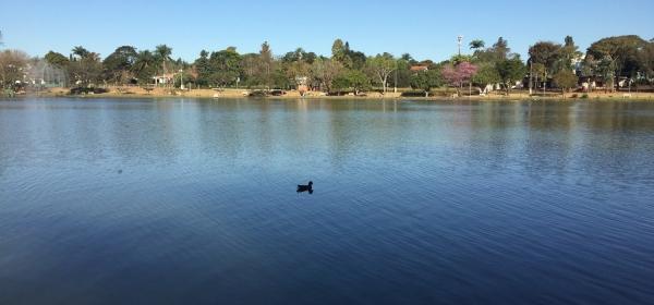 Lago Vitória Régia