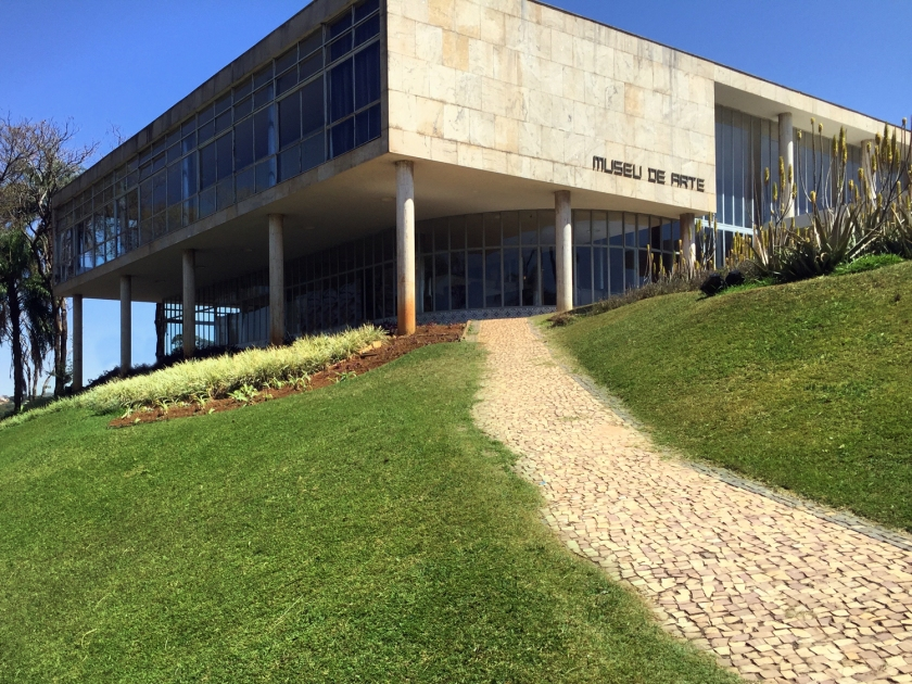 Belo Horizonte, Museu de Arte da Pampulha museu