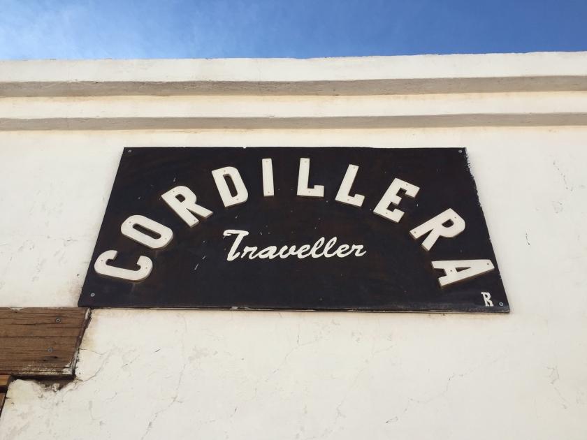 Cordillera Traveller