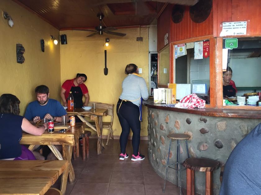 Pizzería El Charrúa