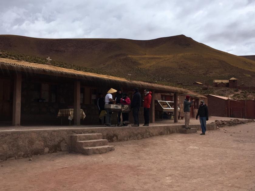 Poblado de Machuca