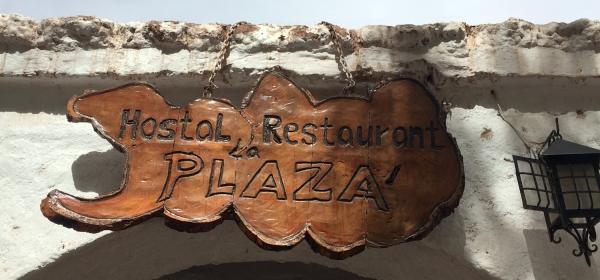 Restaurant La Plaza