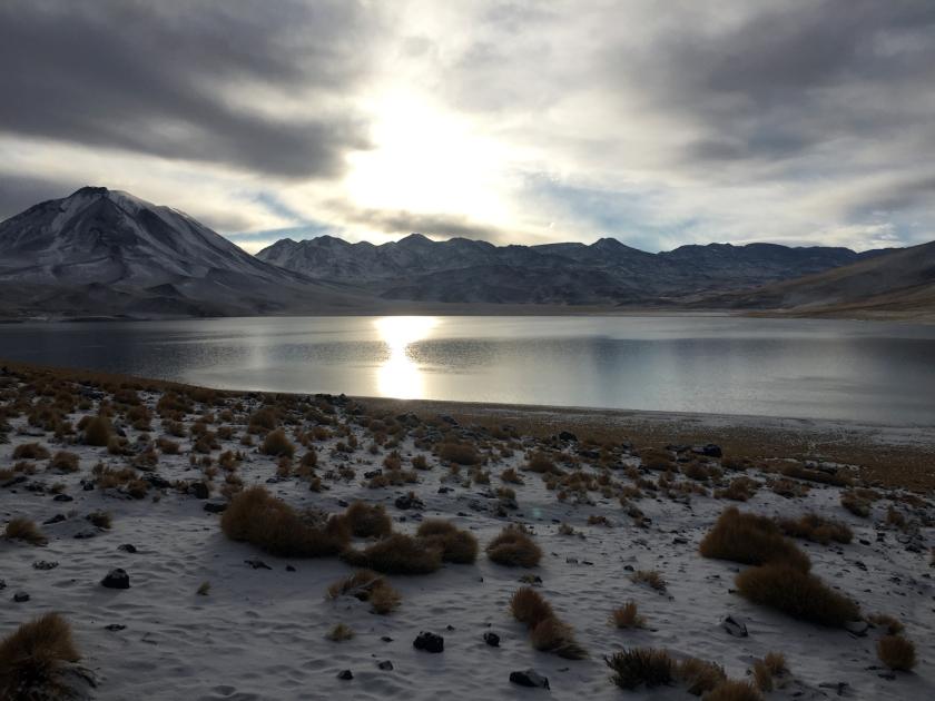 Cerro e Laguna Miscanti