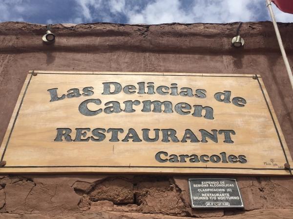 Las Delicias de Carmen