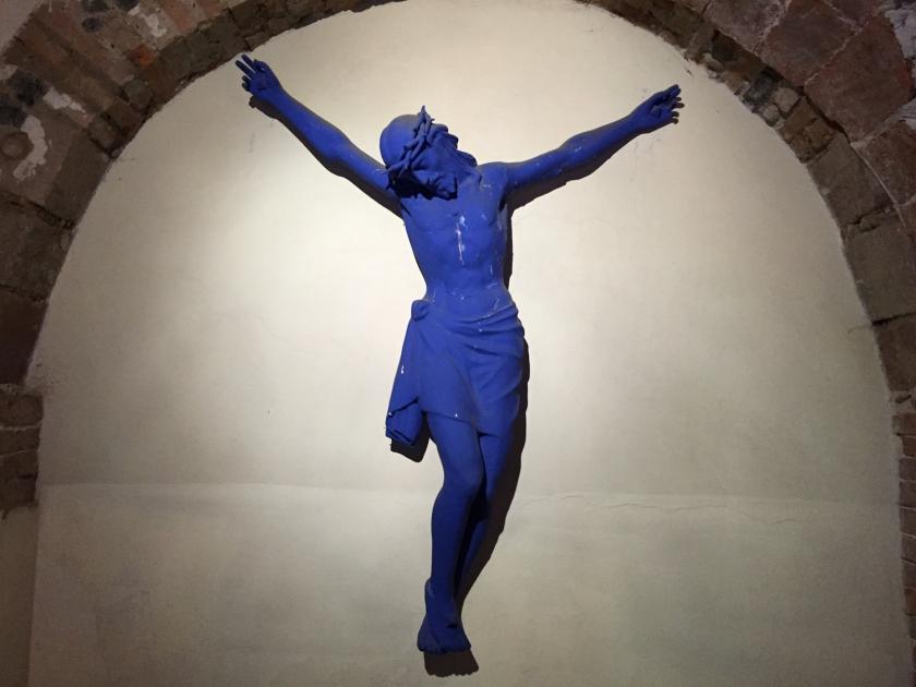 Cristo azul