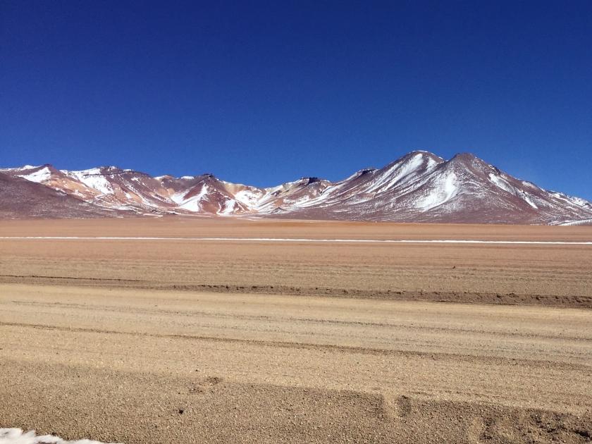 Salar de Uyuni, Desierto Dalí