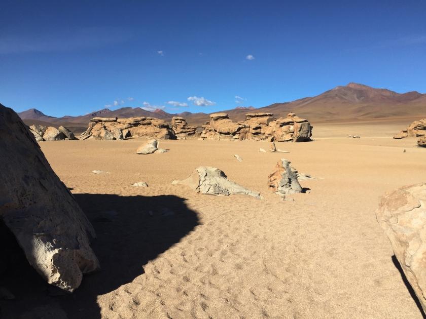 Rochas vulcânicas