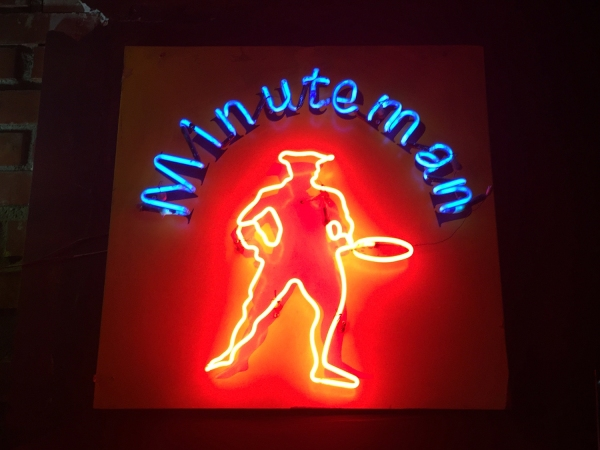 Minuteman Revolutionary Pizza
