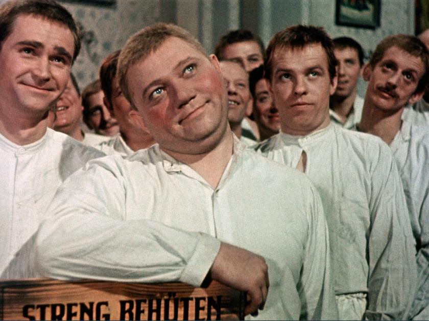 Cena do filme Dobrý voják Švejk (1956)