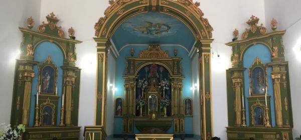 Altar da Igreja Nossa Senhora da Luz