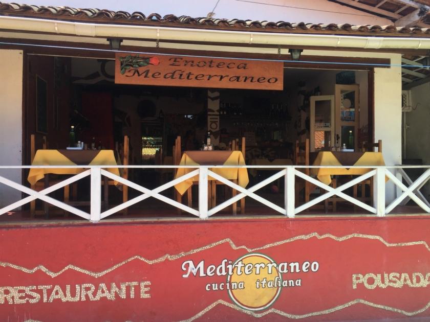 Enoteca Mediterraneo Cucina Italiana