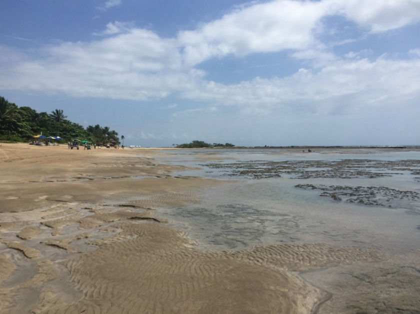 Caminhada pela Terceira Praia