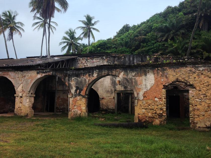 Ruínas do Forte Velho