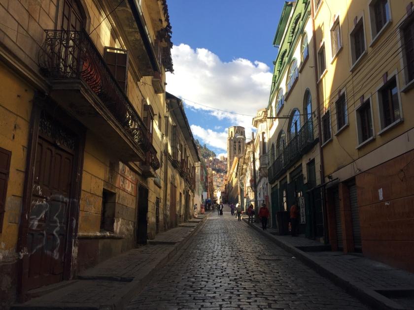 Calle Pichincha