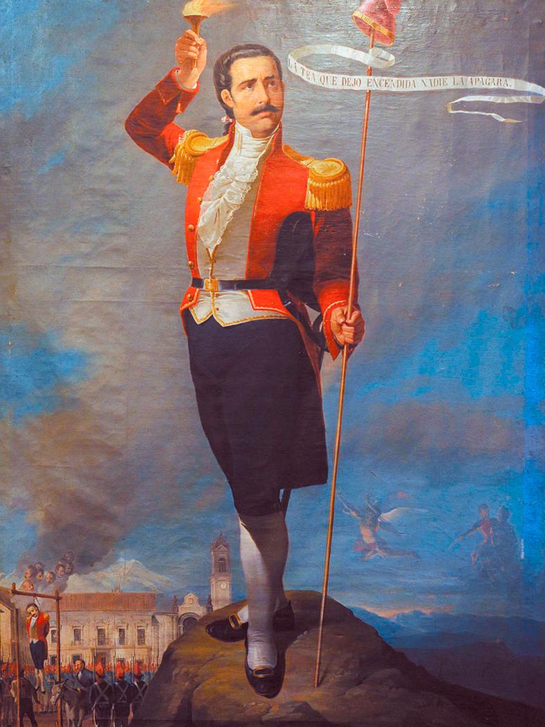 Pedro Domingo Murillo | Joaquin Pinto (1894)