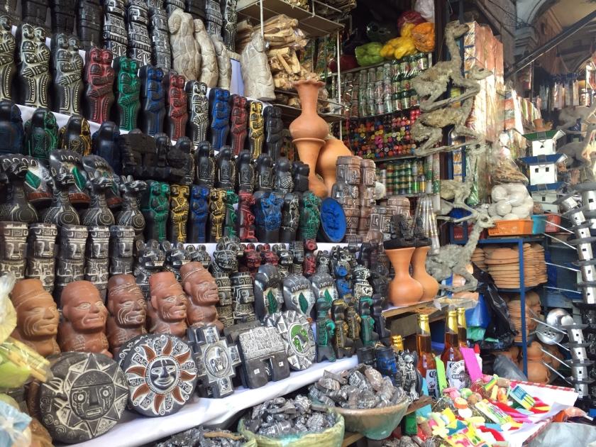 Mercado de Las Brujas de La Paz