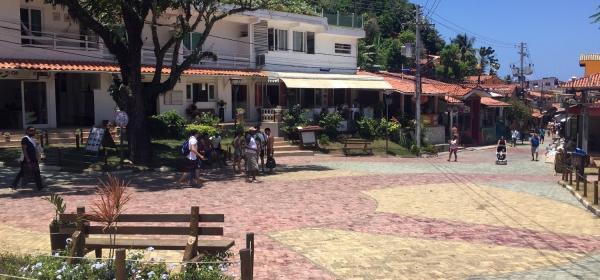 Praça Aureliano Lima